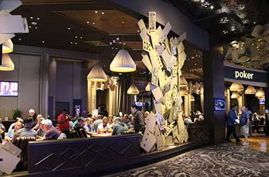 Aria Poker Room Reopens With Six-Handed Cash Game Tables