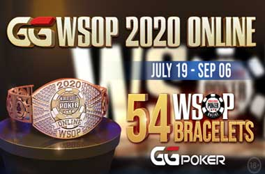 2020 WSOP Online Series on GGPoker Poised To Give Away $140M