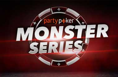 Monster Series Returns To partypoker From Oct 31 To Nov 16 With 82 Events