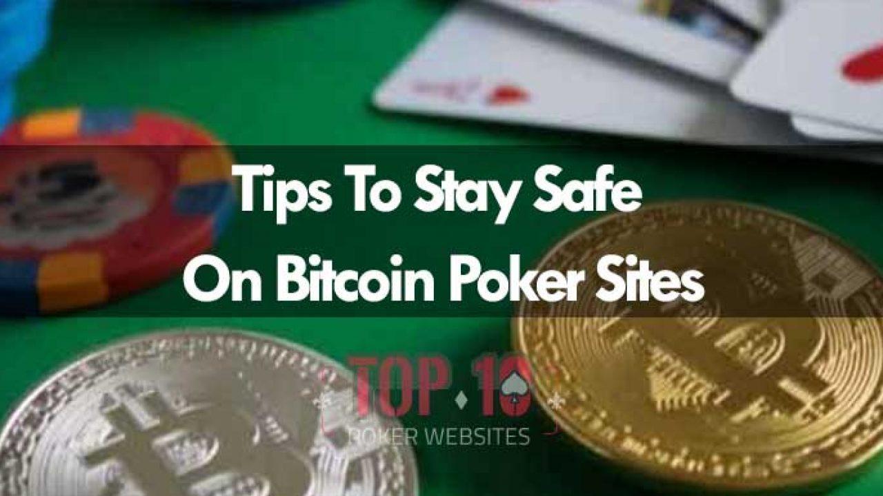 bitcoin poker sites hogyan vásárolhat bitcoint azonosító nélkül