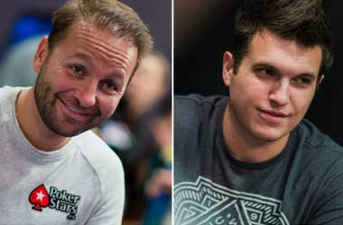Negreanu Gets Ahead of Polk in Ongoing Heads-Up Grudge Match