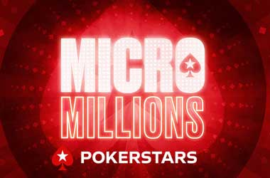 PokerStars' MicroMillions Tournament Puts Out $3.5m Guarantee