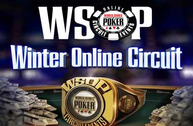 GGPoker & WSOP Announce $100M GTD Winter Online Circuit Series