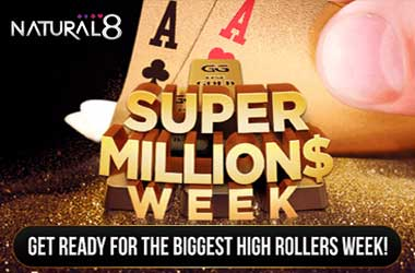 Super MILLION$ Week On Natural8 Paying Out Over $30m in GTS