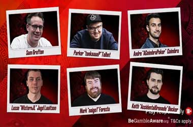 PokerStars Unveils New Ambassadors Including Two PA Streamers
