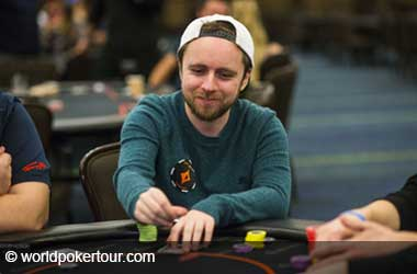 PokerStars Error Costs Patrick Leonard SCOOP Leaderboard Title