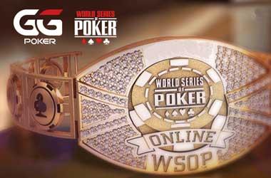 Seri GGPoker WSOP Online